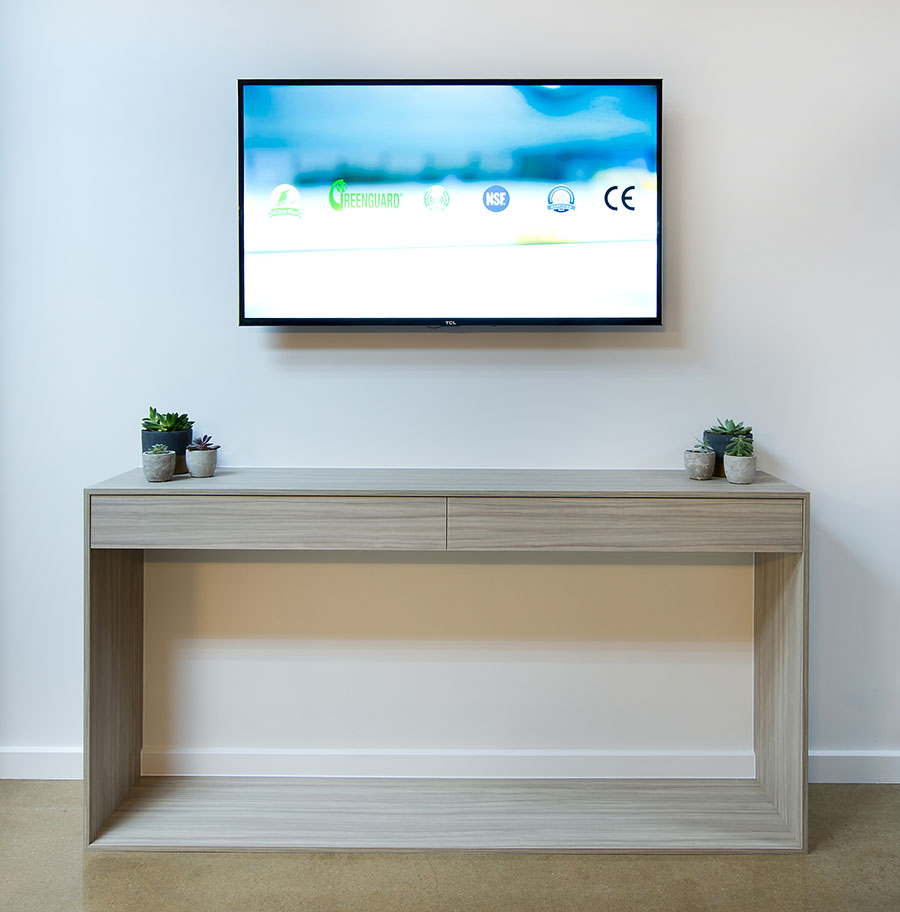 Custom Built Cabinetry And Furniture
